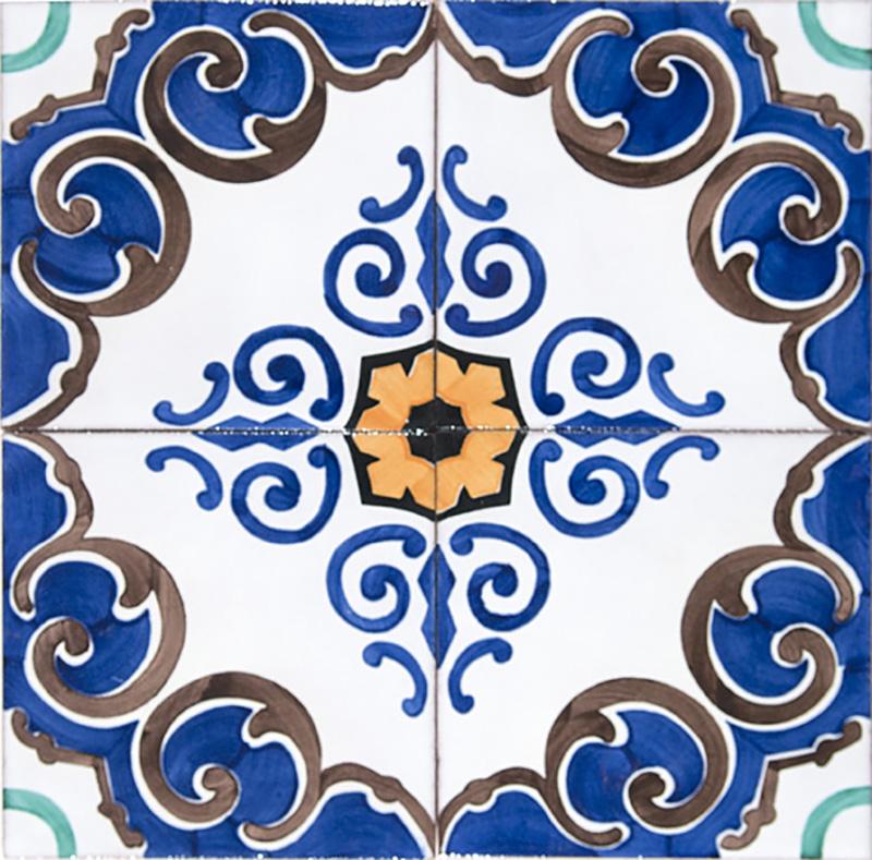 ceramica erre- costamalfi - tradizione vietri