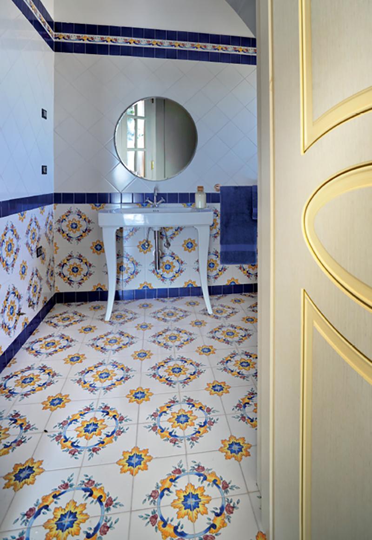ceramica erre - costamalfi - classico vietri