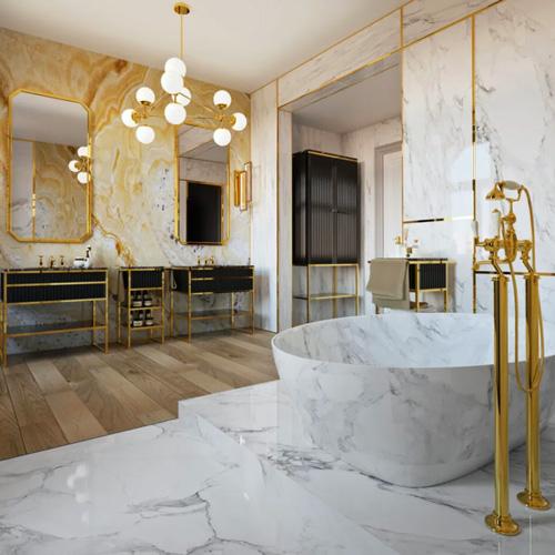 simeg master bathroom